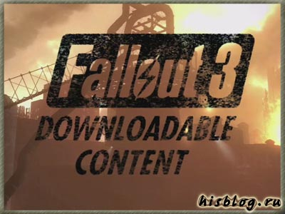 Fallout 3 - Downloadable Content