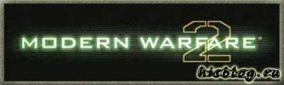 Промо логотип Modern Warfare 2
