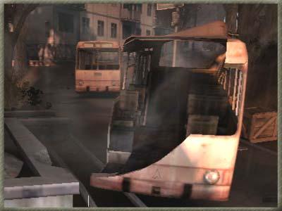 пространственные аномалии и автобус, которого искромсали эти аномалии