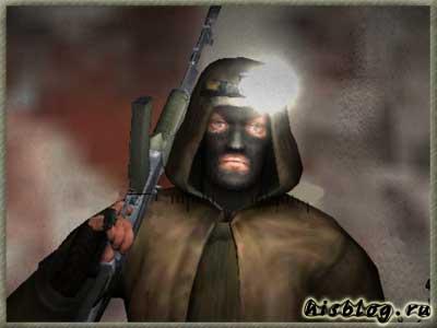 бандит из чистого неба
