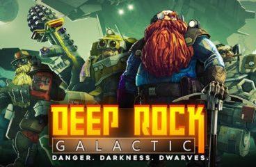 Deep Rock Galactic — Гайд на русском