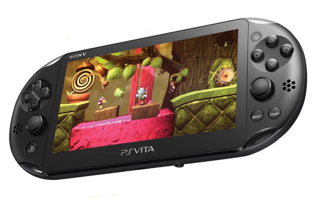 Дебют PS Vita на российском рынке