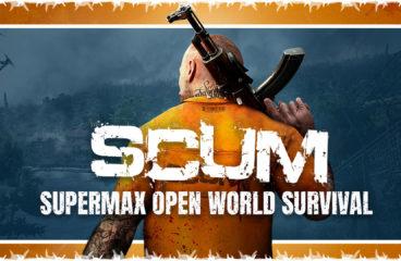 SCUM — выживалка в Раннем доступе