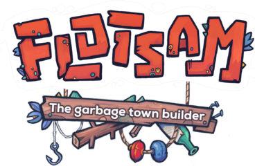 Flotsam — плавучий город из мусора
