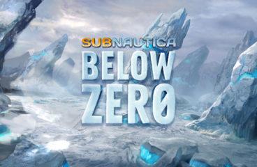 Subnautica: Below Zero — Арктический биом